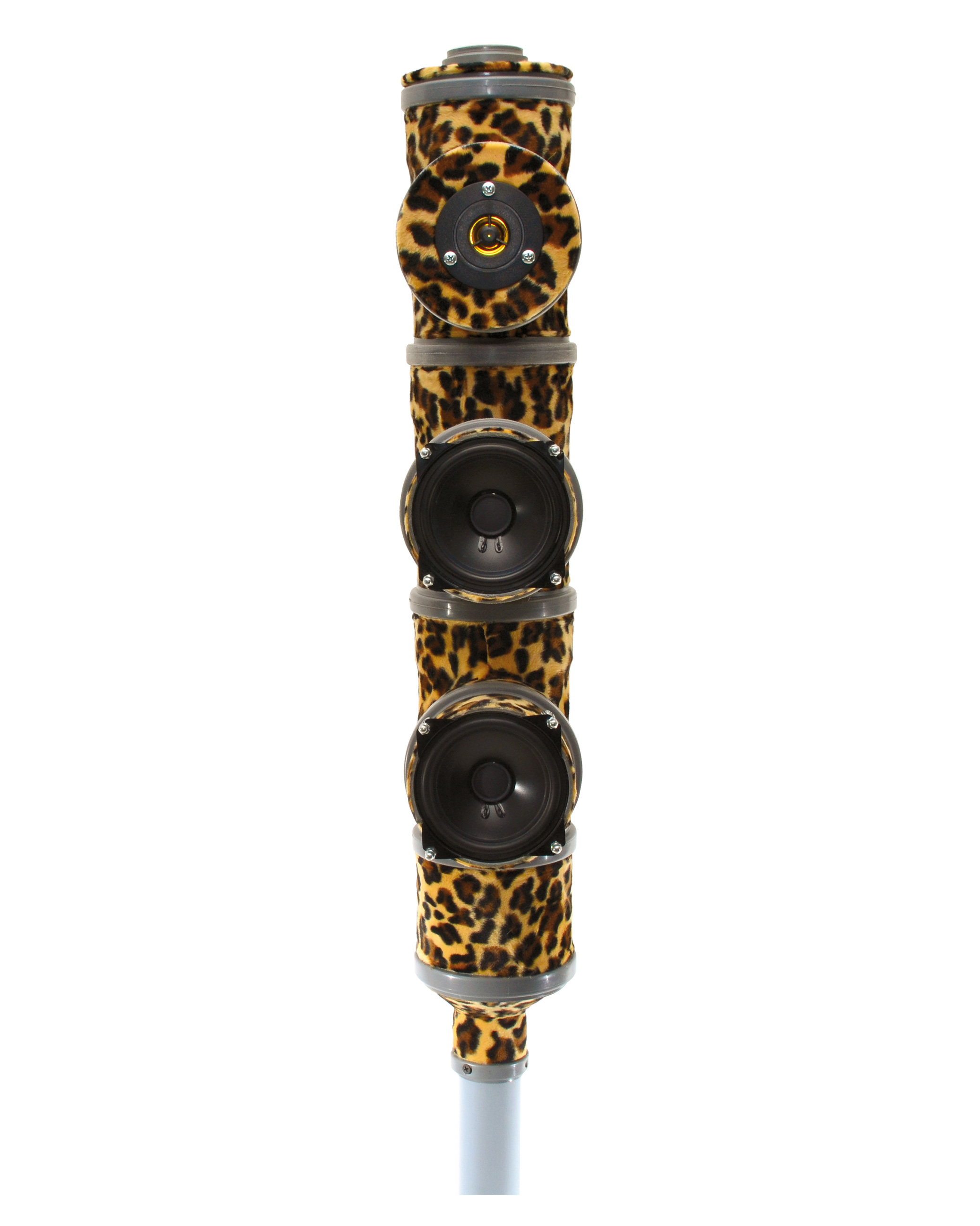 Modell Traffic Light Kunstfellbezug Leopard Ansicht 1